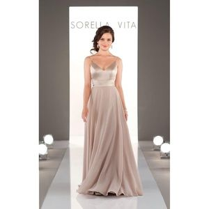 Sorella Vita Vintage Rose Bridesmaid Dress